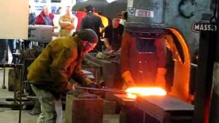 Chris Topp & Co Ltd - reclaiming genuine puddled wrought iron