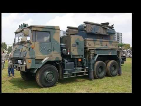Japan Army 2017