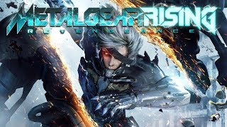 Metal Gear Rising: Revengeance - PC Gameplay