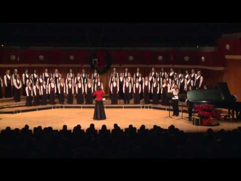 Georgia Children's Chorus - Ding Dong Merrily on High