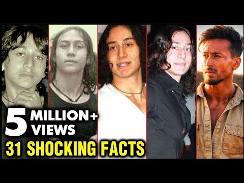 Tiger Shroff 31 SHOCKING UNKNOWN Facts | Happy Birthday Tiger Shroff
