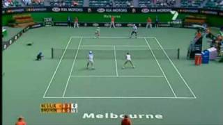 Australian Open Mixed Doubles Final 2006 10/10