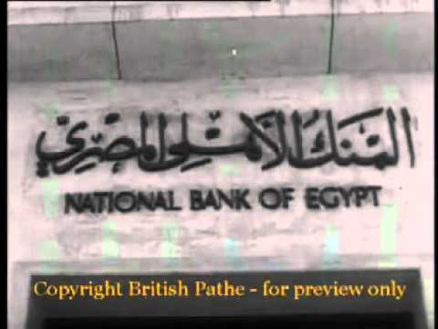 Egyptian Coup D'etat   British Pathé
