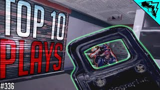 Overtime SATISFYING Clutches - Siege Top 10 Plays (WBCW #336)
