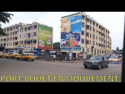 J7 Prime: PORT-BOUET EN MOUVEMENT - Abidjan