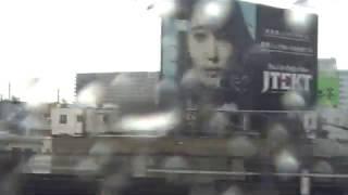 <新幹線の車窓からVictorビデオ>2019.10.25 のぞみ238号 名古屋→東京(1)前半: