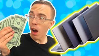 The CHEAP Laptop Challenge