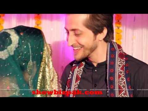 Sanam Baloch Wedding Pics with Abdullah Farhatullah