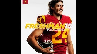 USC Football - Freshman 15: P Ben Griffiths