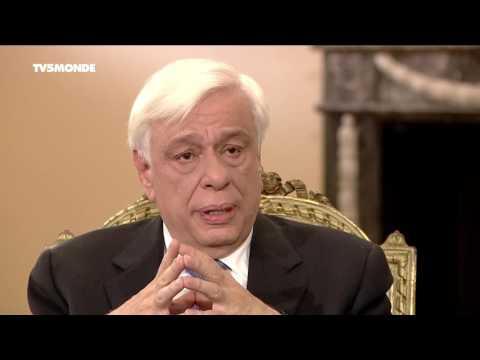 """Prokopis Pavlopoulos sur TV5MONDE : """"Impossible de remettre en cause le Traité de Lausanne"""""""