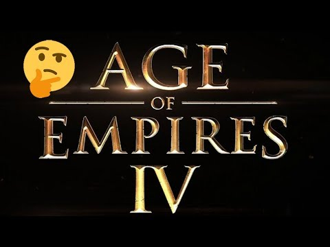 Why I'm not excited for Age of Empires IV