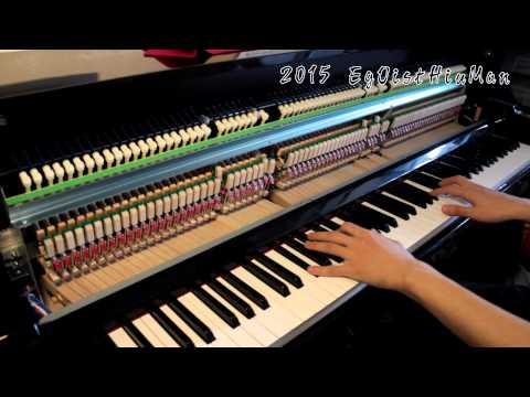 Owari no Seraph (終わりのセラフ) OP X.U Piano ピアノ HQ