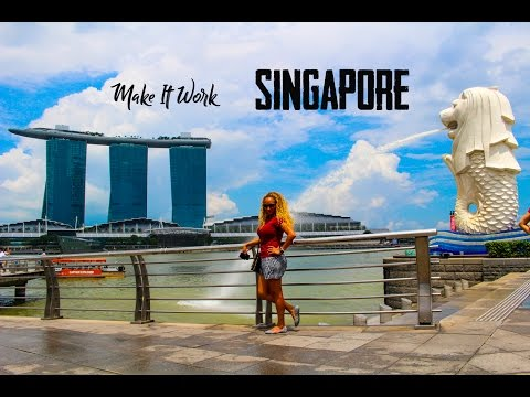 See Singapore By Flying Through The Air - Travel Singapore In A Day