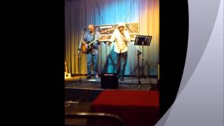 Love -  Written and Performed By Ayo, Mike on Acoustic Guitar  ©2012Ayo.wmv
