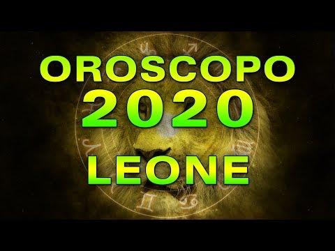 Oroscopo 2020: Leone!
