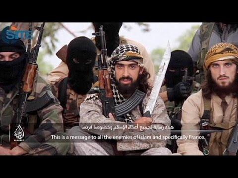 IŞİD'in son propaganda videosu Fransa'da şok etkisi yarattı