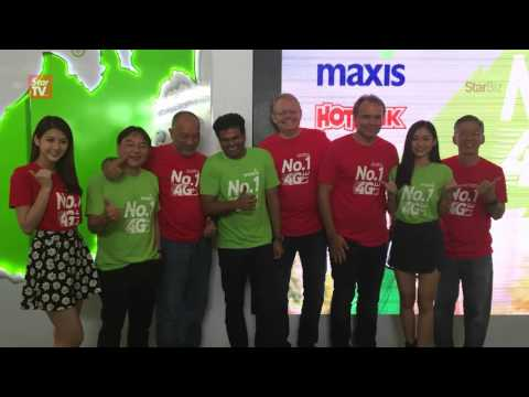 Maxis: We have upgraded data for 1.2mil customers