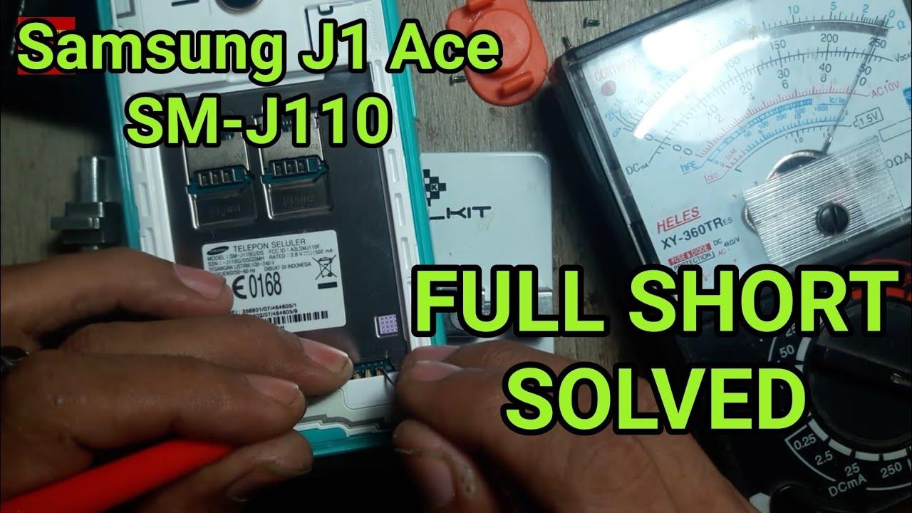Samsung J110g Mati Total Full Short
