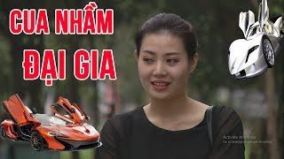 Phim hài 2018 - CUA NHẦM ĐẠI GIA  - Phim hài mới nhất - Phim hài hay 2018