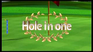 Wii Sports Golf: 9 Holes -22 (Theoretical Score)