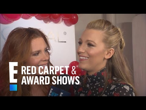 Blake Lively Talks Valentine's Day Plans With Ryan Reynolds | E! Live from the Red Carpet