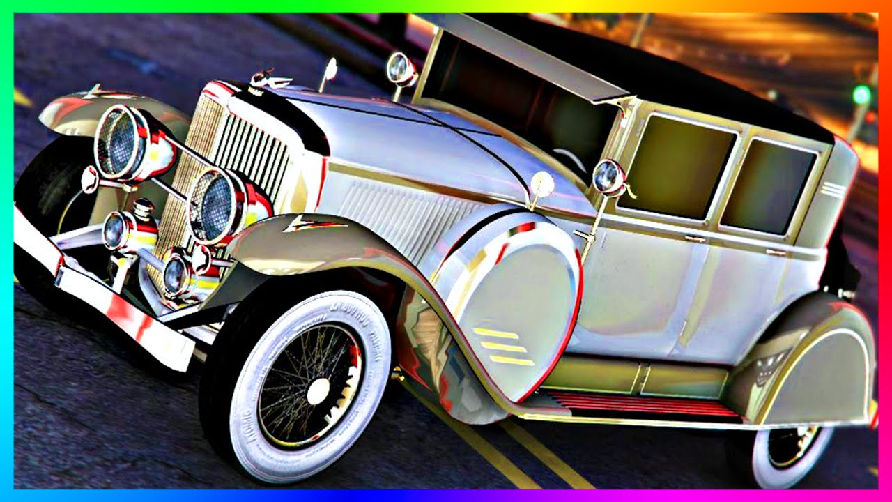 GTA 5 DLC Update - Is The Roosevelt Valor Worth It!? - Features ...