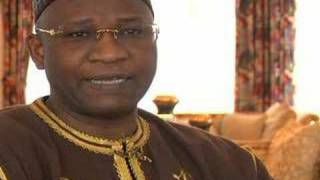 Nigerian presidential candidate Dr. Odidi on New Democrats