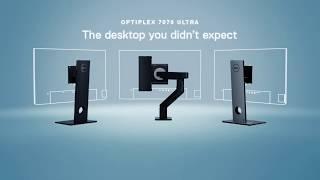 Optiplex 7070 ultra product walkthrough video