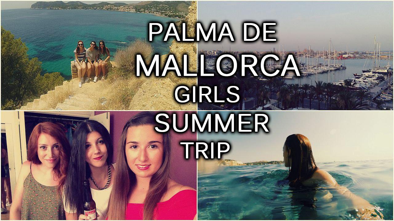Palma de mallorca girls summer trip gopro hero3 youtube - Muebles baratos palma de mallorca ...
