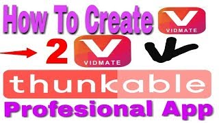 How To Create Vidmate App In - Thunkable - Tutorial 2. Something New