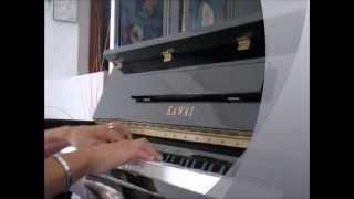 Roberto Cacciapaglia - Floating (Piano cover)