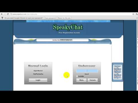 speakychat voice chat