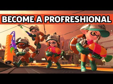 How To Become A Salmon Run Profreshional - Inkonomics Lesson Four