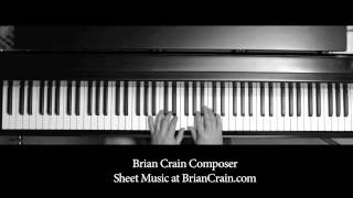 Brian Crain - Moonlit Shore (Overhead Camera)