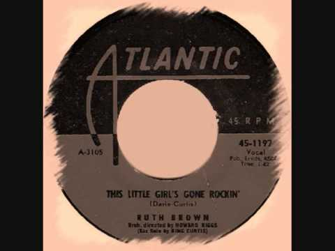 Ruth Brown - This Little Girl's Gone Rockin'