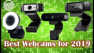 Best Webcam 2018 and Best streaming webcam