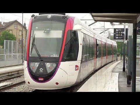 [Live] Tram T11 Express - 1er Jour