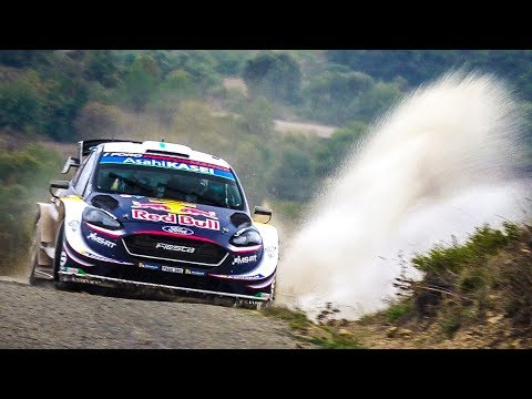 WRC Rally Catalunya Spain 2018 | HIGHLIGHTS