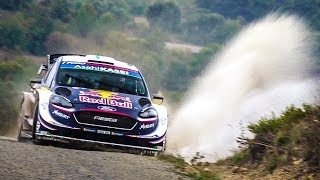 WRC Rally Catalunya Spain 2018 | HIGHLIGHTS