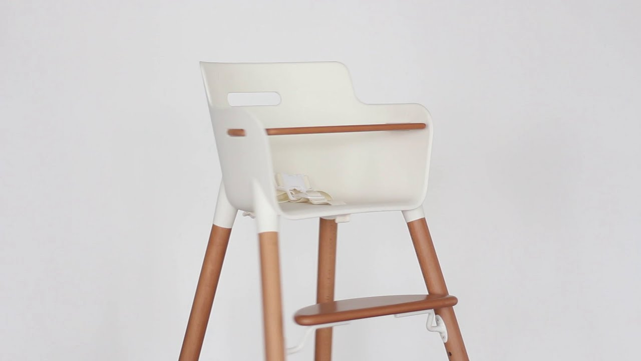 The Flexa Baby High Chair Youtube