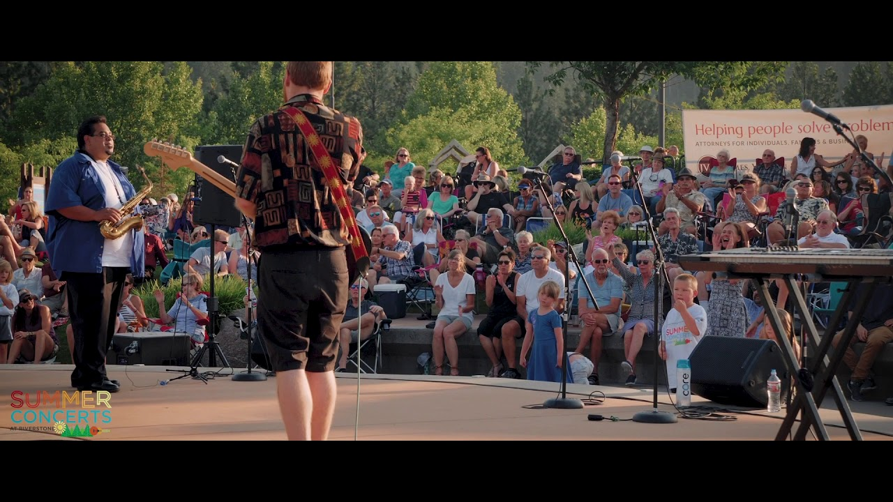 Image result for summer concert series riverstone cda