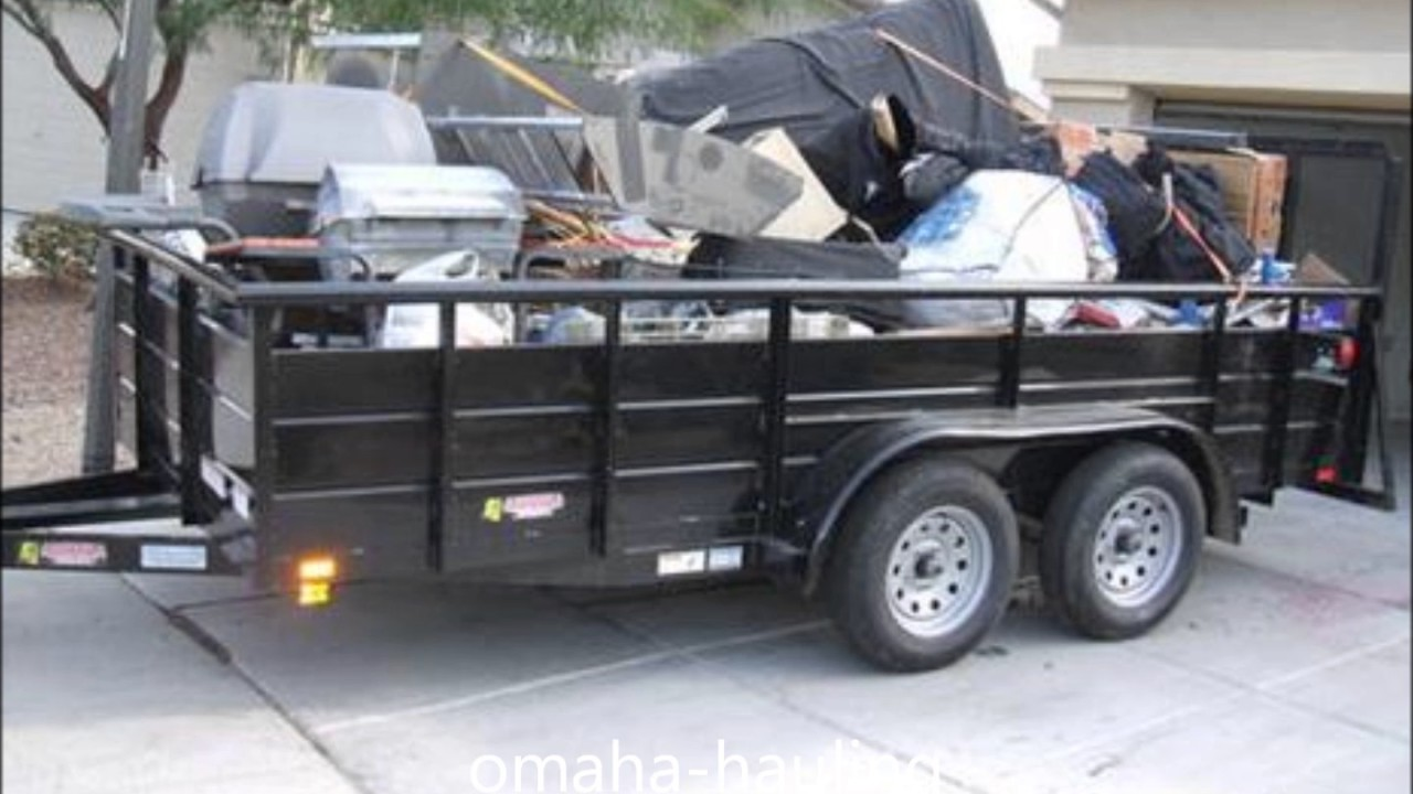Junk removal Omaha - Uno Junk Removal Service Omaha NE - YouTube