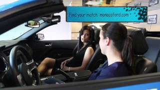 Monaco Ford and Got 5 Minutes Present: Speed Dating - Meet Cheryl