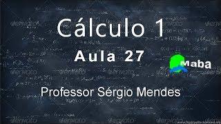 Cálculo 1   aula 27   Regra do produto e do quociente   UAB