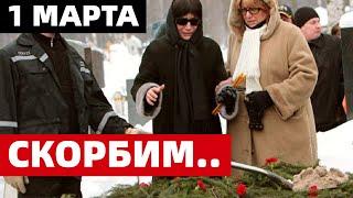 Трагический март! Час назад сообщили о гибели известного актёра