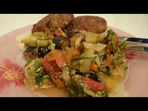 Рататуй - кулинарный рецепт