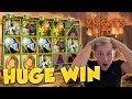 BIG WIN!!! Knights Life big win - Casino Games - free spins (Gambling)
