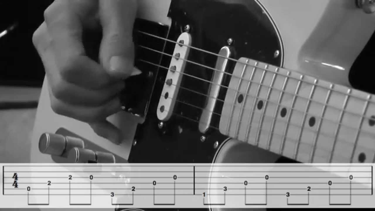 Dont Fear The Reaper Guitar Lesson Wtabs Youtube