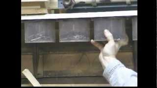 Use Old Cd Spindles For Fastener Storage -woodworking With Stumpy Nubs: Stumpy Short #3