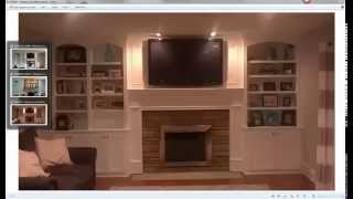 Fireplace Surround Part 1 - Design